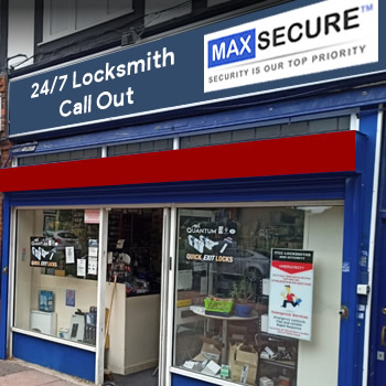 Locksmith store in Northolt